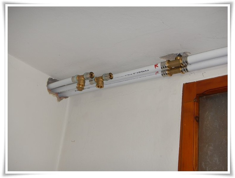 Realizzazione impianti termici idraulici riscaldamento a for Migliori tubi per l impianto idraulico